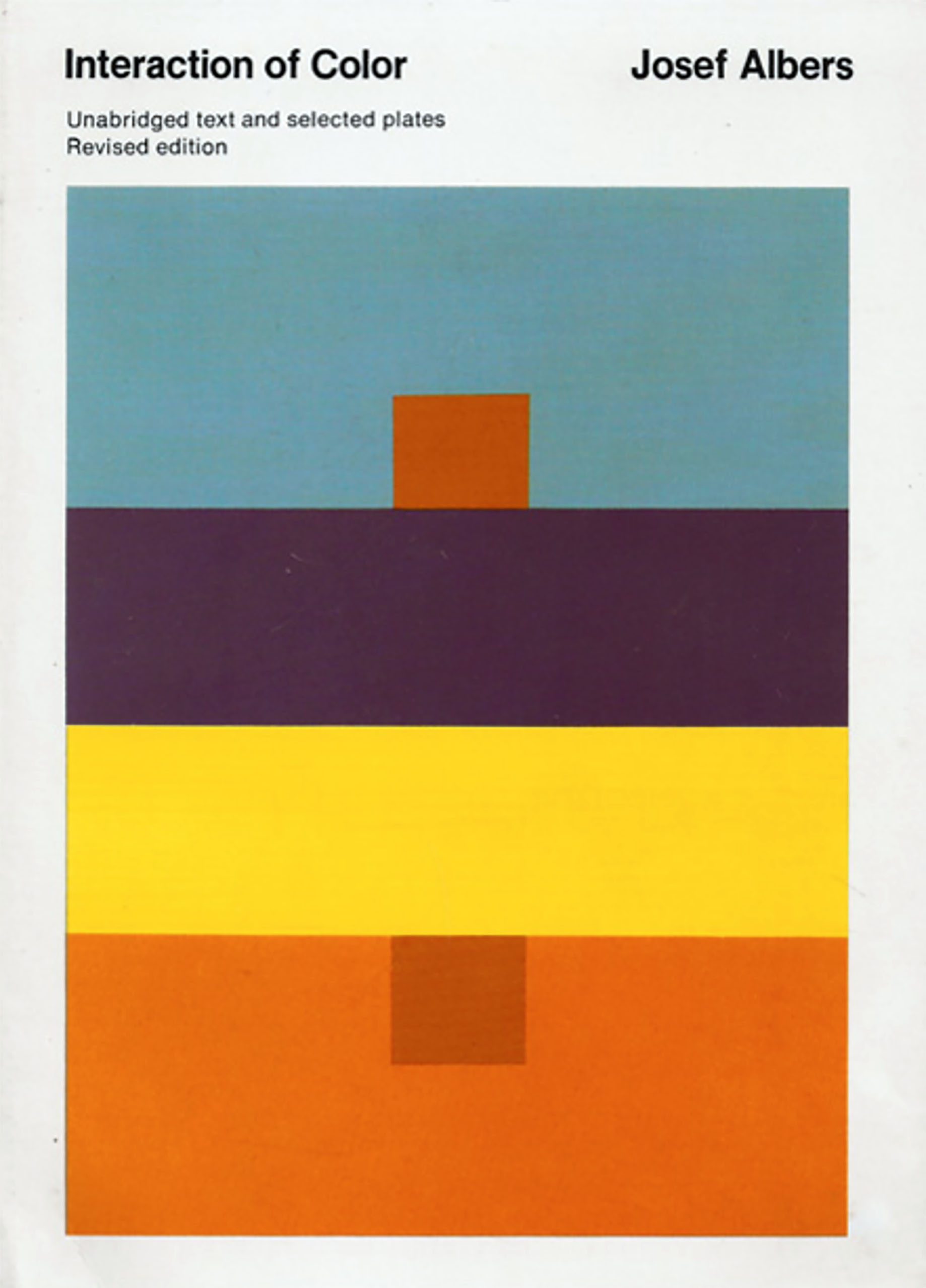 Josef Albers 'Interaction of Colour' www.louisapenfold.com